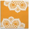 rug #502053 | square light-orange natural rug