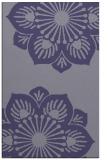 rug #502497    blue-violet natural rug