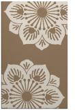 rug #502561 |  beige graphic rug