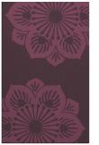 rug #502633 |  purple rug