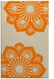 rug #502725 |  orange natural rug