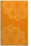 rug #502753 |  light-orange graphic rug