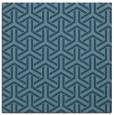 rug #505251 | square retro rug