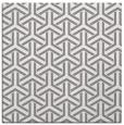 rug #505409   square retro rug