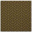 rug #505453 | square purple rug