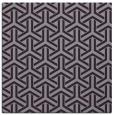 rug #505461 | square purple popular rug