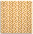 rug #505573   square light-orange popular rug