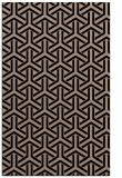 rug #505941 |  beige retro rug