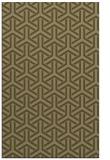 rug #506049    brown retro rug