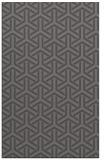 rug #506077 |  mid-brown retro rug