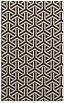 rug #506225 |  brown retro rug