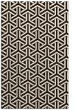 rug #506225 |  brown popular rug