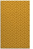 rug #506233 |  light-orange retro rug