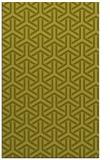 rug #506249 |  light-green retro rug