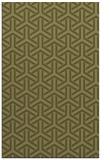 rug #506261 |  light-green retro rug