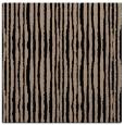 rug #506997   square black stripes rug