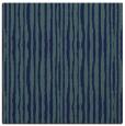 rug #507017 | square blue stripes rug
