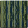 rug #507021 | square blue stripes rug