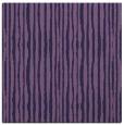 rug #507081 | square purple rug