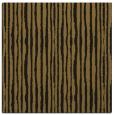 rug #507101 | square black stripes rug