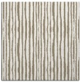 rug #507125 | square white stripes rug