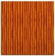 rug #507241 | square red-orange rug