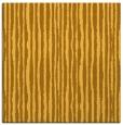 rug #507289 | square yellow rug