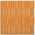 rug #507301 | square orange stripes rug