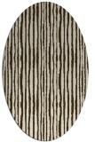 rug #507491 | oval stripes rug
