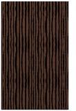 rug #507705 |  brown stripes rug