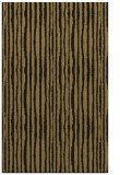 rug #507709 |  black stripes rug