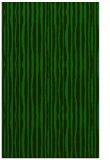 rug #507757 |  green stripes rug