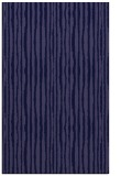 rug #507773 |  blue-violet stripes rug