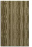 rug #507809    brown stripes rug