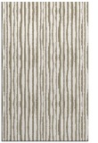 rug #507829 |  white stripes rug