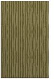 rug #508021 |  light-green stripes rug