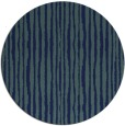 rug #508073 | round blue popular rug