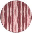 rug #508256 | round stripes rug