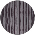 rug #508277 | round purple stripes rug