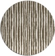 rug #508336 | round stripes rug