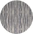 rug #508392 | round stripes rug