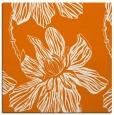 rug #508937   square orange graphic rug