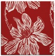 rug #508993 | square red graphic rug