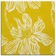 rug #509045 | square yellow natural rug