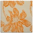 rug #509061 | square orange natural rug