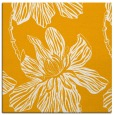 rug #509081 | square light-orange natural rug