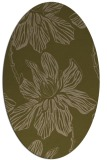 rug #509217 | oval graphic rug
