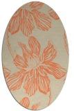 rug #509294 | oval popular rug