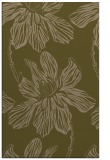 rug #509569 |  mid-brown graphic rug