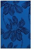 rug #509617 |  blue rug